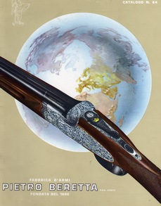 Fabbrica d armi pietro beretta catalogo n 64 catalogo commerciale